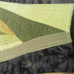 Toni Furst Smith Conscious Quilts Rio Verde (Detail)