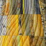 Toni Furst Smith Conscious Quilts Portal (Detail)