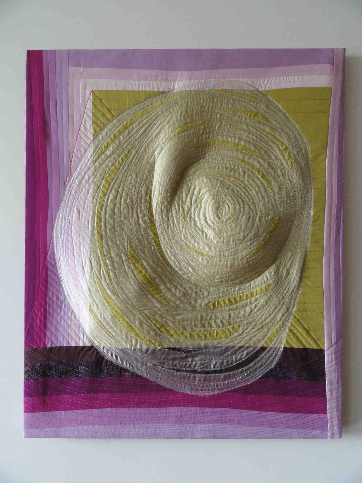 Toni Furst Smith Conscious Quilts 3D Portal